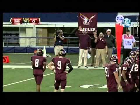 Texas Class 2A DII State Championship: East Bernard vs Mildred 2012