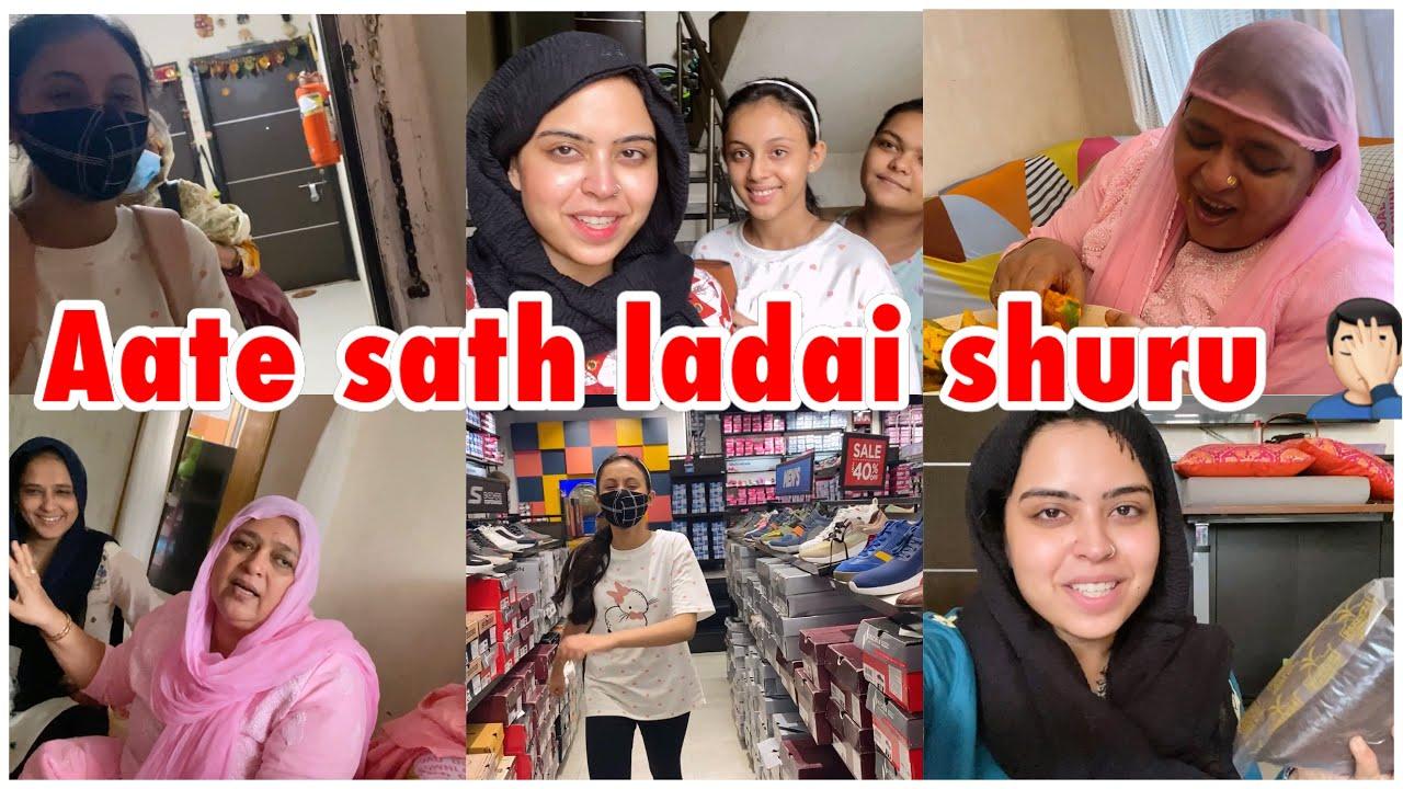 Khala aur sara aa gaye 😍 | family Reunion | CHAPPAL ki khushi | ibrahim family | vlog