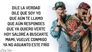Dile La Verdad Jowell Randy X Manuel Turizo Letra Oficial.mp3