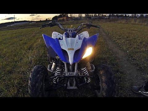 ABM Scorpion 250 обзор и тестдрайв квадроцикла