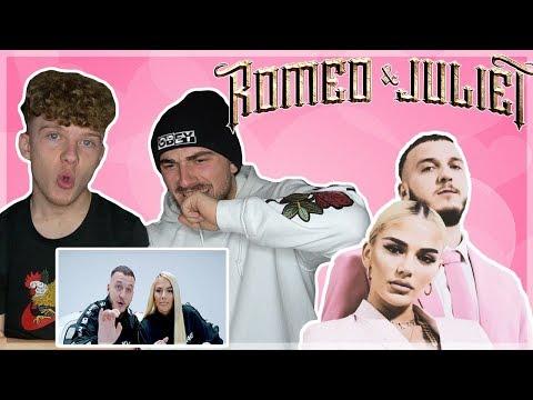 MOZZIK x LOREDANA 💘 ROMEO & JULIET 💘OFFICIAL REACTION!!!