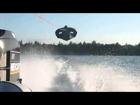Flying Manta Ray Sevylor Water Ski Tow Toy