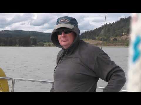 Last Sailing Day Fern Ridge Reservoir, Eugene Oregon 091718