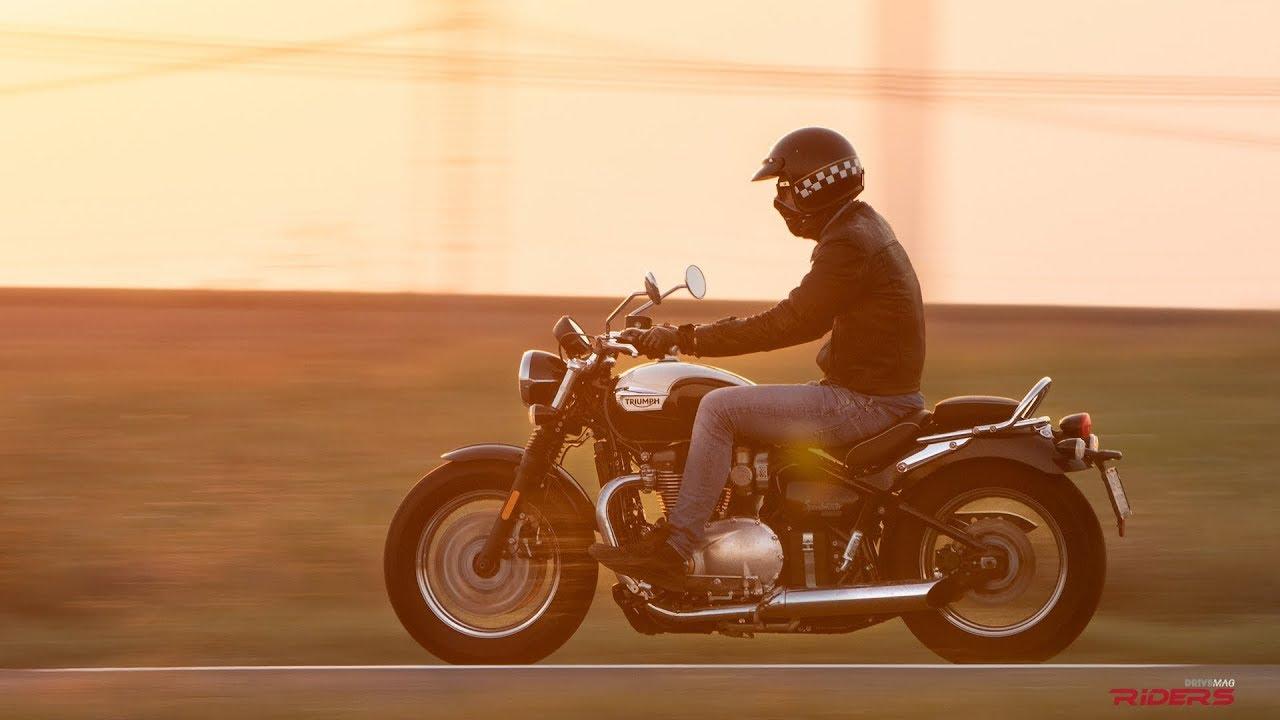 2018 Triumph Bonneville Speedmaster Review Youtube