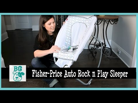BG Review: Fisher Price Newborn Auto Rock N Play Sleeper