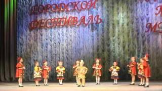 танец 'Самовар' фестиваль 'Красота Мода Музыка' 2010 год
