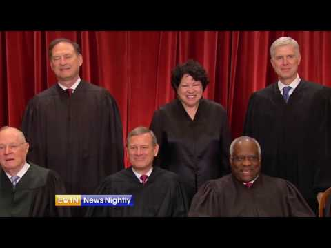 Supreme Court Rules on Trump's Travel Ban-ENN-17-06-26