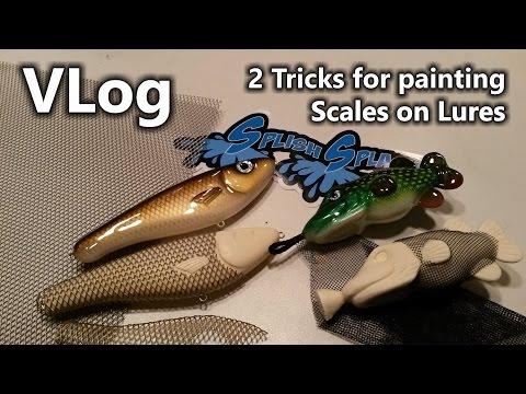 VLog -  2 Scale Painting Tricks