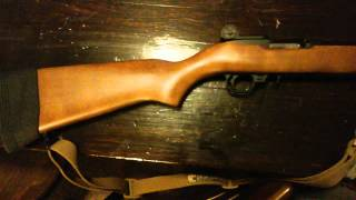 Ruger 10/22 Liberty Training Rifle
