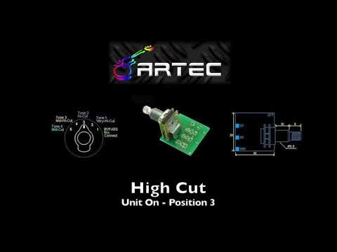 ARTEC Mod Unit - QTP - Passive Varitone Switch