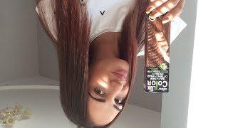 видео Оттеночные бальзамы, шампуни и тоники для волос
