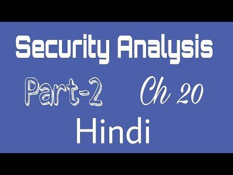 security-analysis---part-19-(hindi)