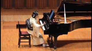 Rei Munakata: Kuragari (2017) for piano solo