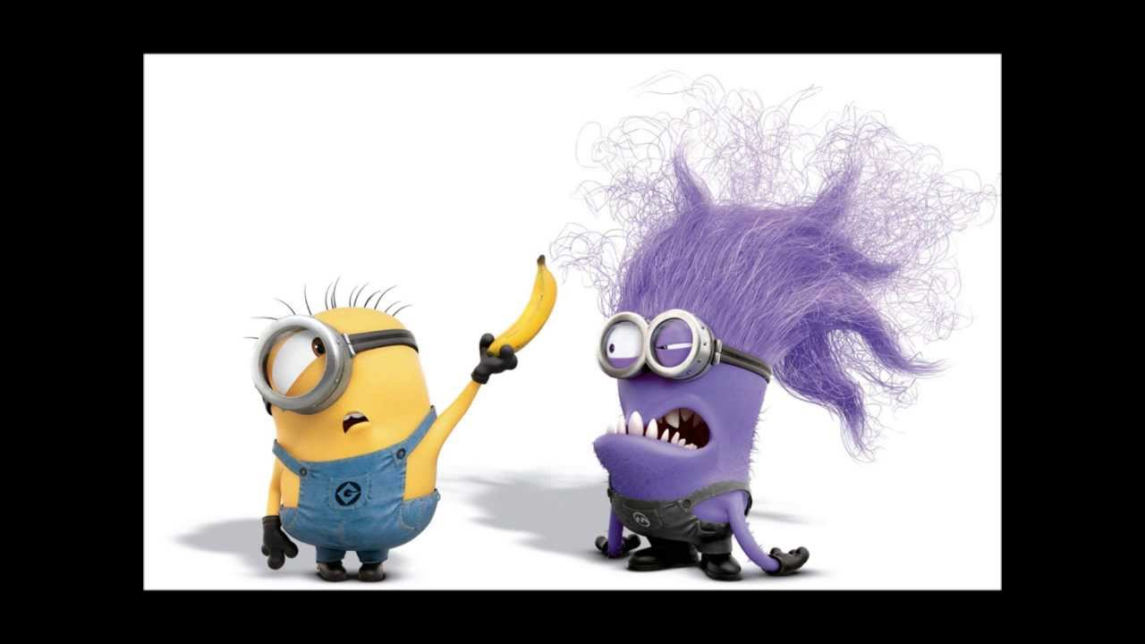 """Happy"" Minions Parody Of Pharell Happy Despicable Me 2 I ..."