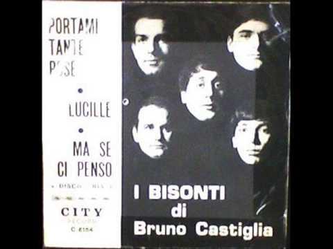 I Bisonti Di Bruno Castiglia -  Portami Tante Rose