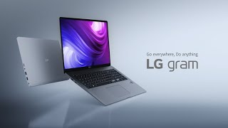 2020 New LG gram (17Z90N) - Go Everywhere, Do Anything