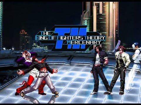 [KOF TM] Orochi Iori Team VS. Orochi Kyo Team