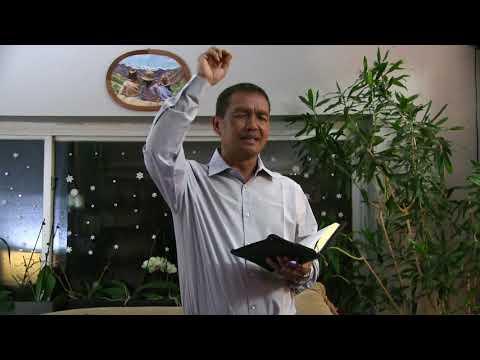 Upa C. Ngurthantluanga sermon: THLARAU THARA RAWNGBAWL