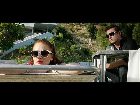 The Canyons (2013) Starring Lindsay Lohan and James Deen movie review