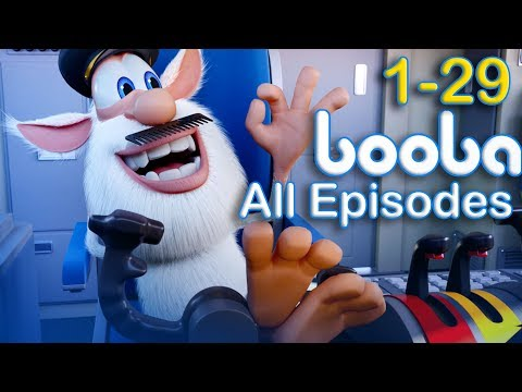 Booba - All Episodes Compilation (29-1) Funny cartoons for kids 2018 KEDOO ToonsTV