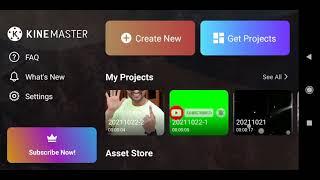 kimemaster photo video editing with background video screenshot 3