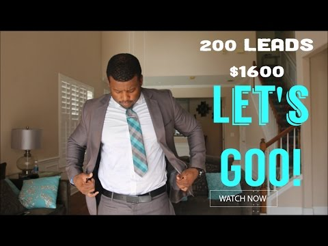 How To Get 200 Leads A Day FREE and make $1600