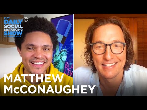 "Matthew McConaughey - Finding ""Greenlights"" in Every Situation 