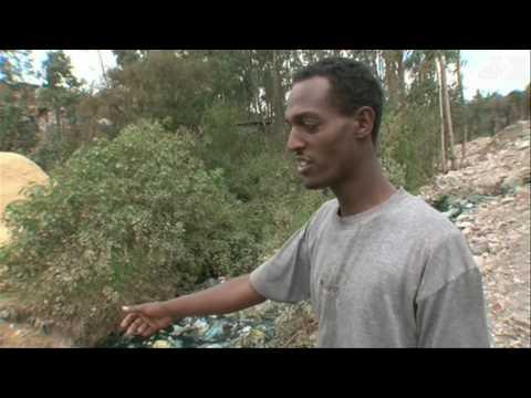 Ethiopia: Akaki river runs red, blue, sometimes yellow thumbnail