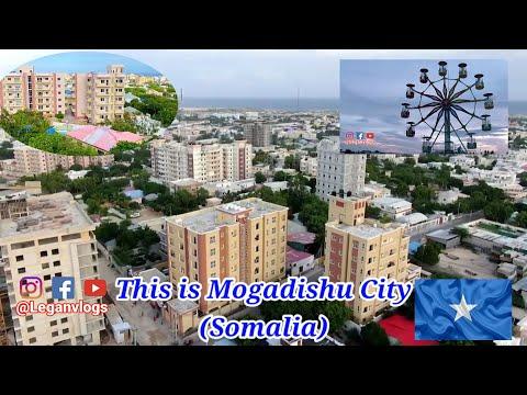 This is Mogadishu [Somalia] The media don't show you..