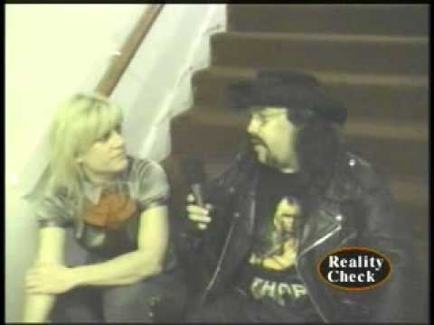 Donita Sparks on Reality Check TV