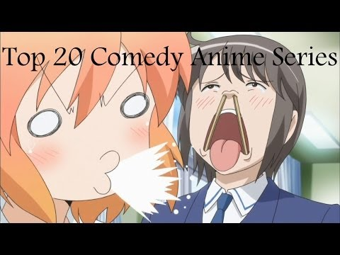 Top 20 Comedy Anime Series