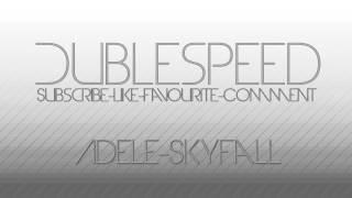 Adele - Skyfall (DUBLEspeed Remix) 1080p HD