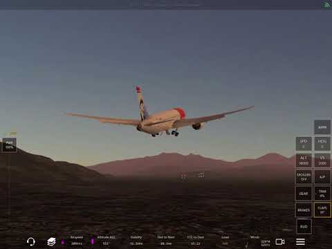 "INFINATE FLIGHT BOEING 787/900 DREAMLINER KPSP TO KSBD part 1 "" taxi ,take off and initial climb ou"