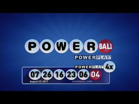 Powerball Drawing