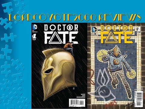 Doctor Fate # 1 comic book review #217