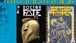 Doctor Fate #comic book review #217
