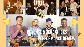 outspoken beyonce s the dixie chicks cma performance