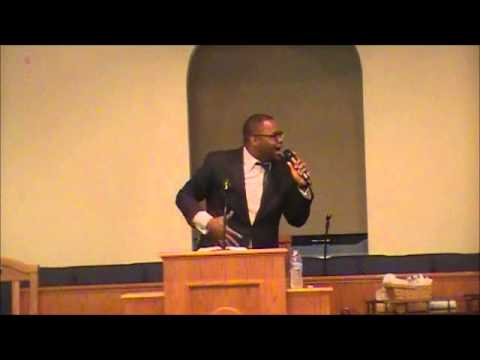 "Rev. Mark Lewis ""Finding Confidence In God"""