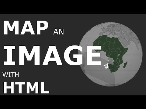 How To Make An HTML Image Map