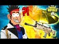 HANS SPEELT MET VUUR!! |  Fortnite Battle Royale (NL/Nederlands)
