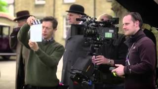 Downton Abbey season 5. Behind the scenes. Thumbnail