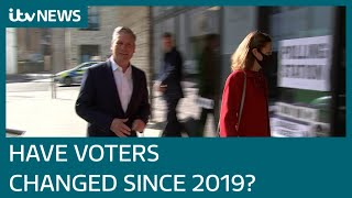 Have voters changed in post-Brexit, pandemic-hit Britain? | ITV News