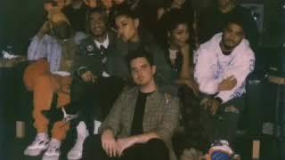 Ariana Grande Zach sang interview preview