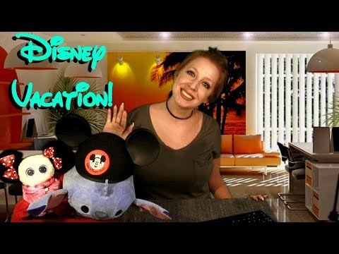 ASMR Hotel Check In For Disney Vacation