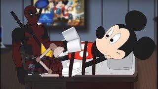 Дэдпул теперь в Disney