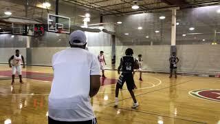 Team L.A.B. vs Olympus Select -Marvin Guthrie Coach Dayal
