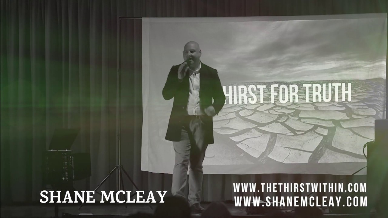 Shane McLeay | Being The Best Version Of You