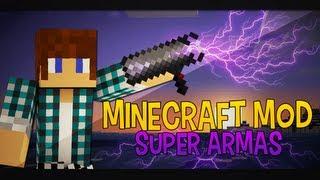 Super Armas | Minecraft Mod 1.4.7 Rival Rebels