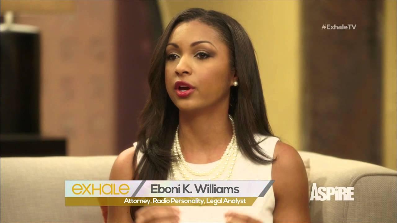 Eboni williams net worth