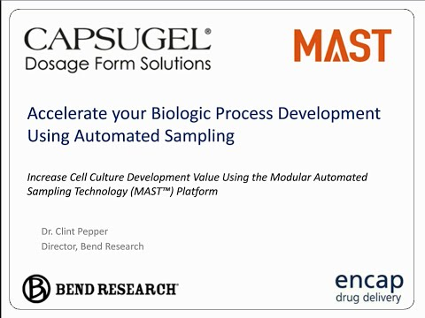 Accelerate your Biologic Process Development Using Automated Sampling